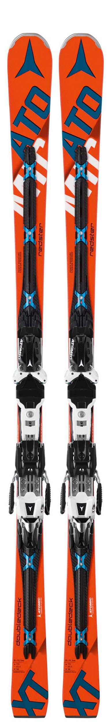 Atomic 2017 Redster D2 3.0 XT Skis w/TL 12 Bindings NEW !! 182cm