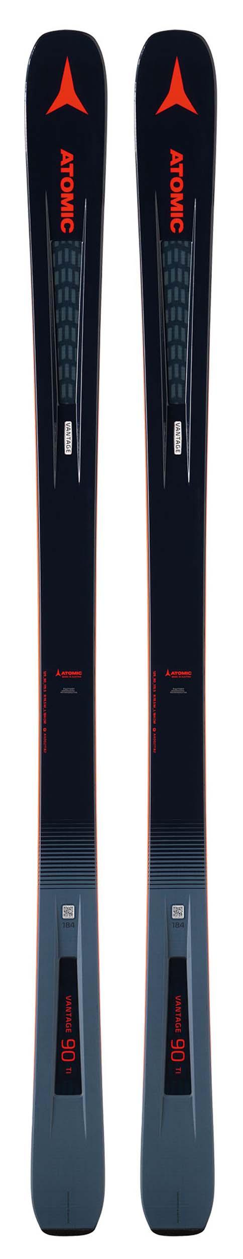 Atomic 2019 Vantage 90 TI Skis (Without Bindings / Flat) NEW !! 161cm