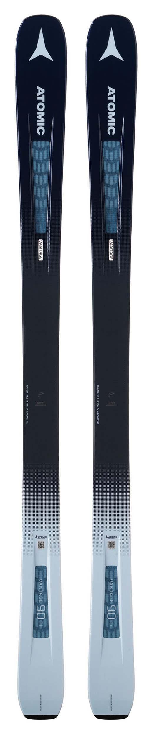 Atomic 2019 Vantage WMN 90 Ti Skis (Without Bindings / Flat) NEW !! 153cm
