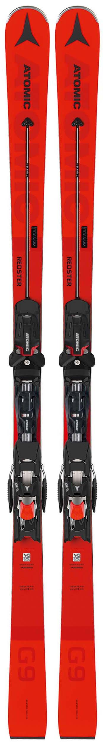 Atomic 2020 Redster G9 GS Q1 Skis w/X12 TL Bindings NEW !! 171,177,183cm