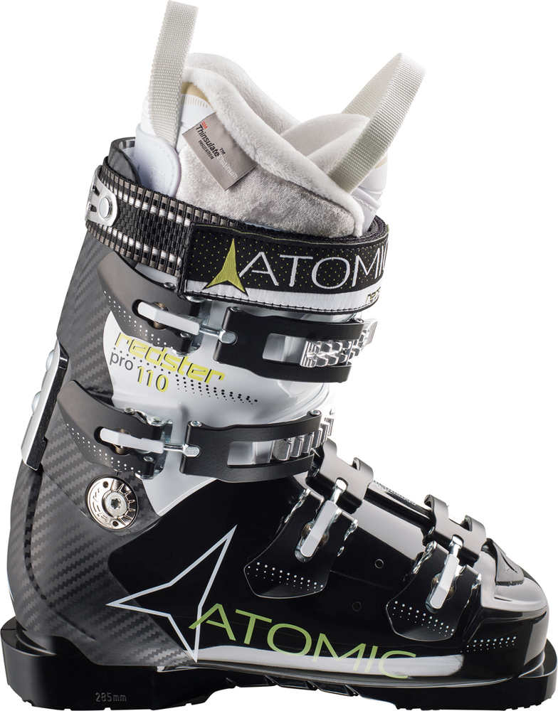Details about Atomic Redster Pro 110 W Blk Grn Womens Ski Boots NEW M24.5 c042056f74