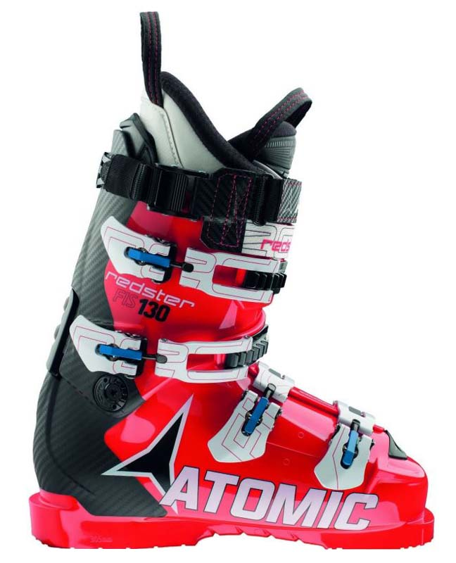 Atomic 2017 Redster FIS 130 Red/Blk Ski Boots NEW !! M23x