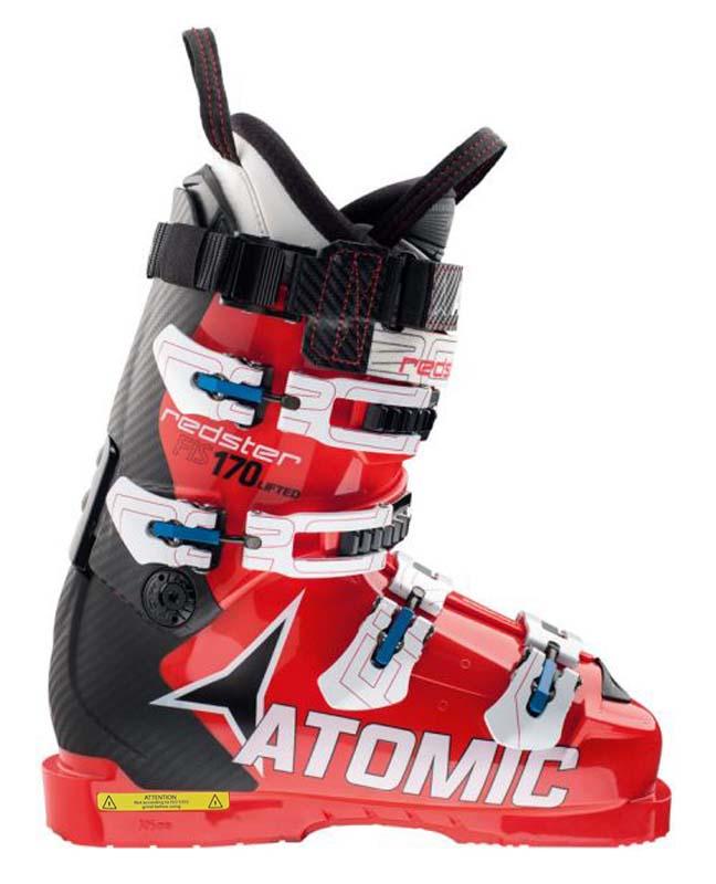 Atomic 2017 Redster FIS 170 Lifted Red/Blk Ski Boots NEW !! M23X,M24x,M25x,M26x