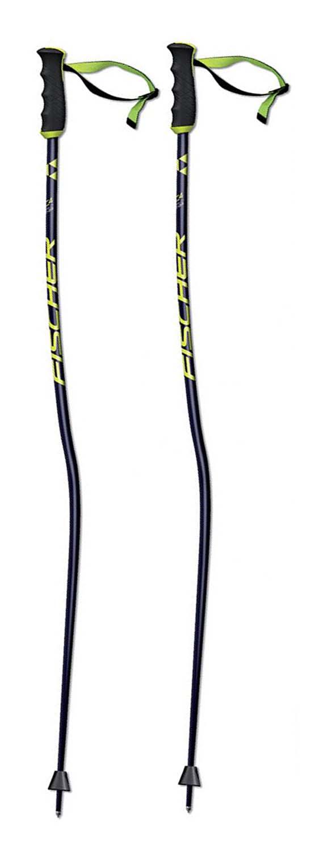 Fischer 2019 RC4 WC GS Ski Poles NEW !! 120,125,130,135cm
