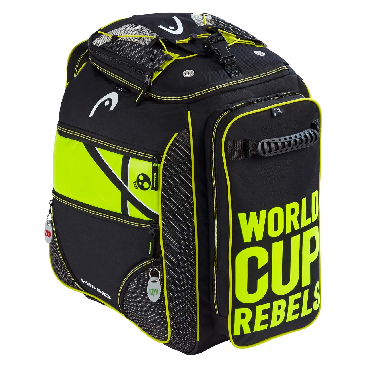 9fb4aee172db Head Rebels Heated Boot bag NEW !!