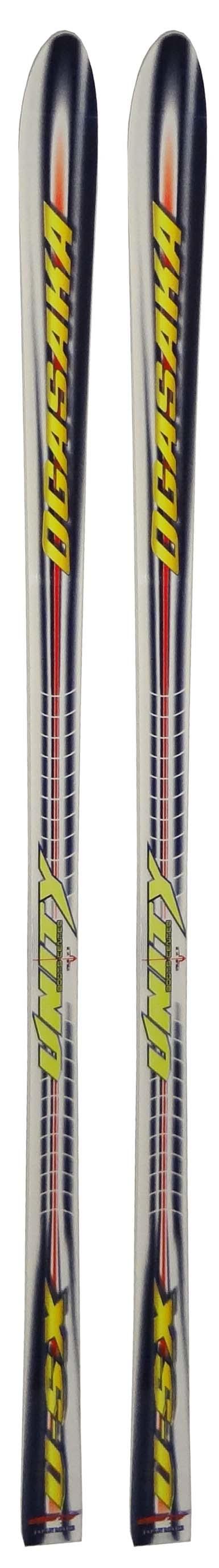 Ogasaka 00 - 01 Unity USX Skis (No Bindings / Flat) NEW !! 185,190cm