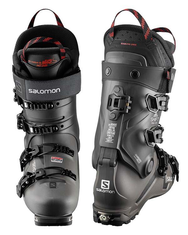Salomon 2022 Shift Pro 120 AT Ski Boots NEW !!  27x,28x29x