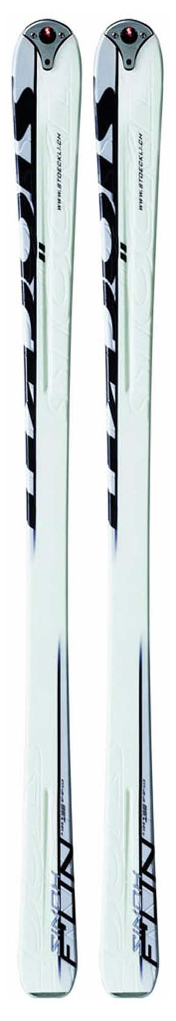 Stockli 2006 Sinox Fun Skis (No Bindings / Flat) NEW !!  170cm